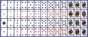 full card deck